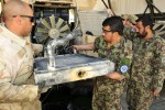 Army mechanics help Afghans learn tools of trade