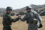 National Guard, ROK Army conduct artillery exercise in South Korea