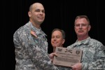Special Forces warrant officers graduate Warrant Officer Advanced Course at Fort Bragg
