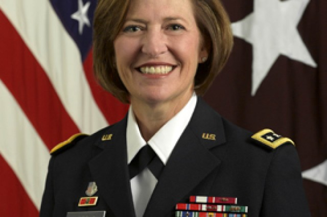 U.S. Army Surgeon General Lt. Gen. Patricia Horoho.