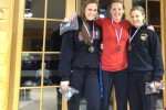 Spc. Megan Henry claims U.S. National Skeleton Championship title