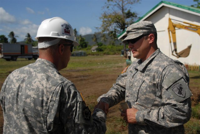 Philippine, U.S. service members build relationships, schools through Balikatan