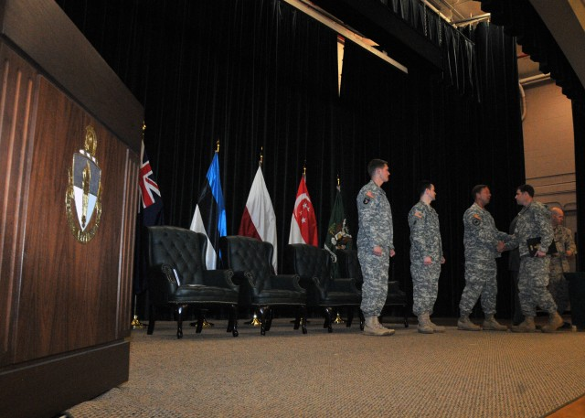 Army Psychological Operations Qualification Course sends more than 40 Soldiers into active-duty force