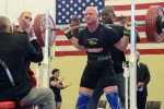 Army garrison hosts powerlifting competition