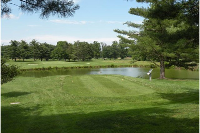 Ruggles' Hole 3 is one of several scenic locations on the golf course. In celebration of the start of the new season, community members are encouraged to take advantage of the April 13-15 festivities.
