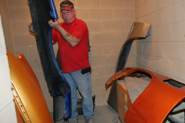 Sill classes teach auto body repair, painting | Article ...