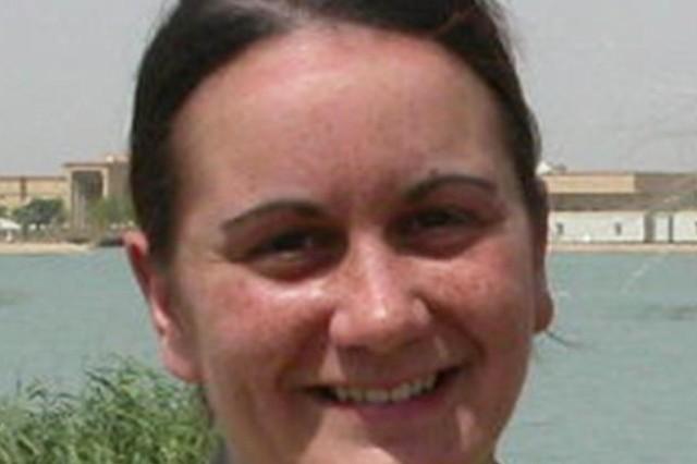 Sgt. Cari Anne Gasiewicz