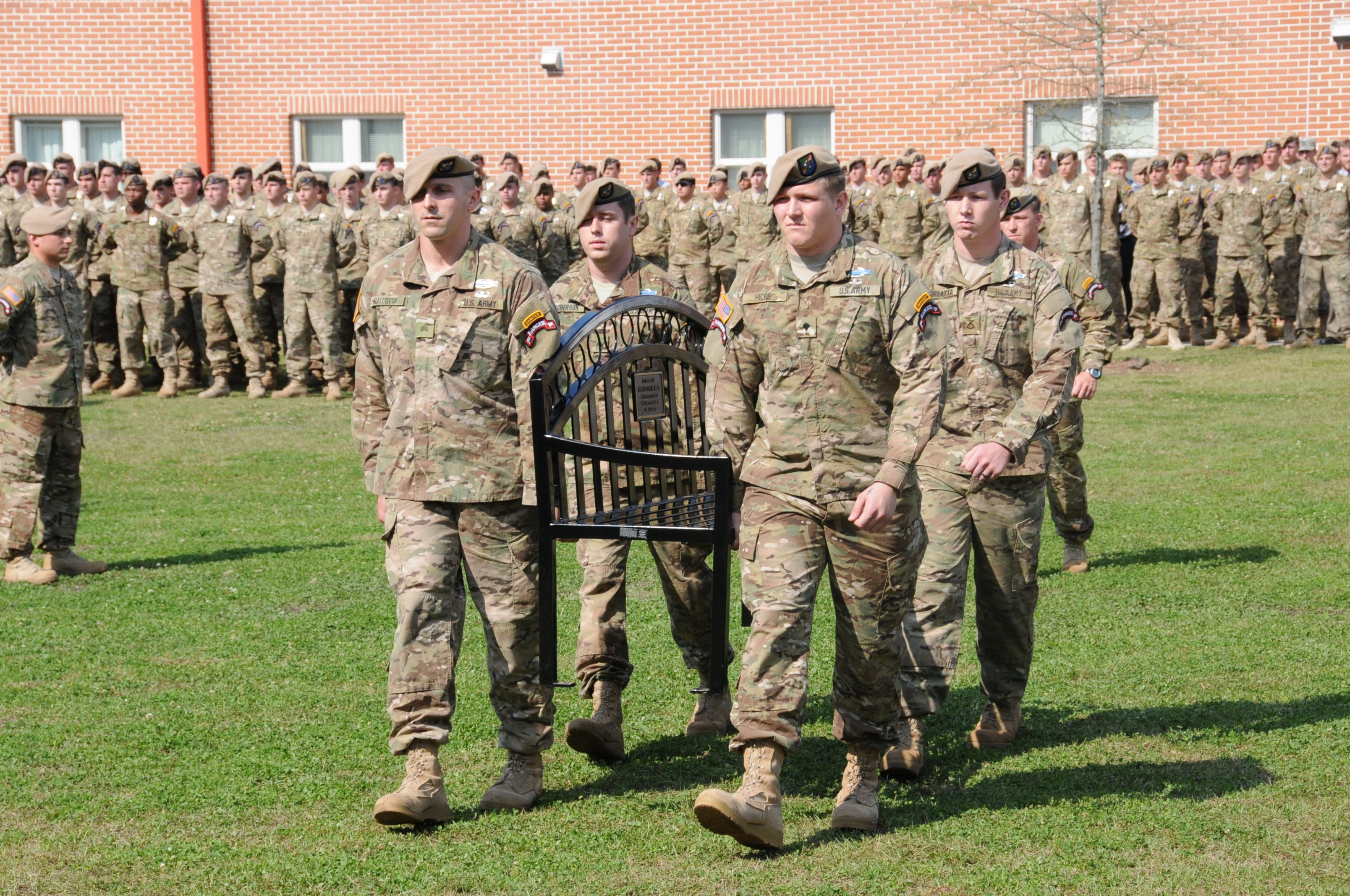 rangers honored for valor physical prowess article the united states army