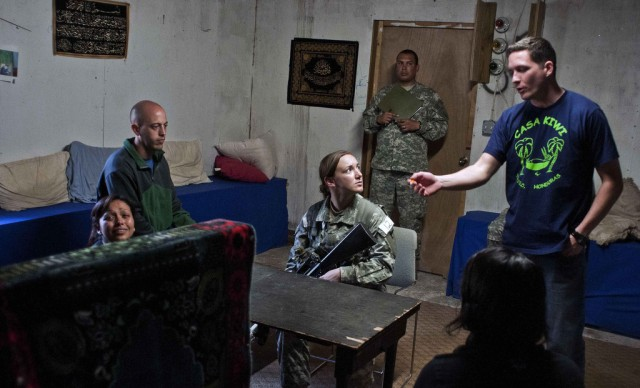 Cultural Support program trains female Soldiers to support special-operations units