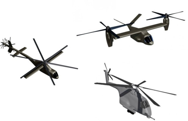 Future vertical-lift aircraft design expected this summer