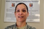 Spotlight on...Master Sgt. Julie Saorrono