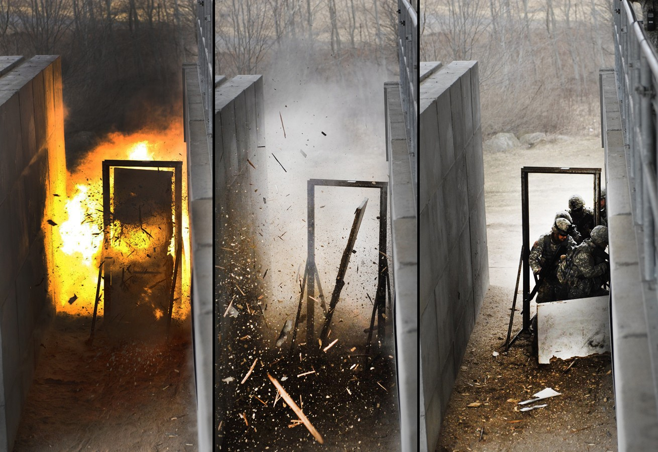 Sappers practice explosive tricks of trade & Sappers practice explosive tricks of trade | Article | The United ... pezcame.com