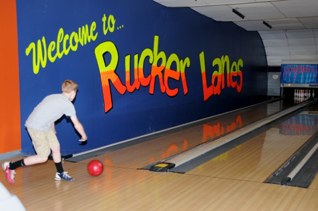Rucker Lanes offers leagues of Family fun
