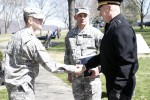 TRADOC general returns to alma mater