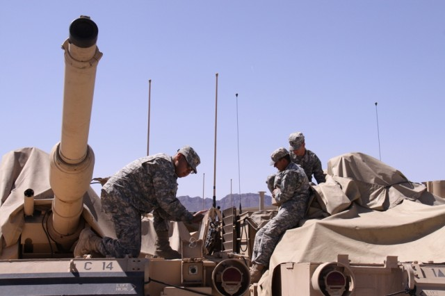 With the Network Integration Evaluation, or NIE, 12.2 scheduled to take place from May 1 to June 8 at Fort Bliss, Texas, and White Sands Missile Range, N.M., the Army is now laying the groundwork through up-front integration activities.