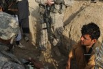 Army and Navy work with Afghan contractors