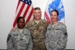 SMA visits Third Army Soldiers
