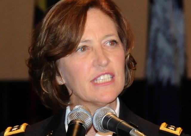 Lt. Gen. Patricia D. Horoho