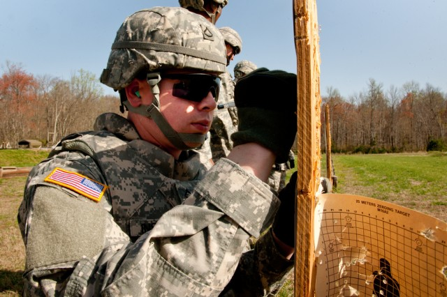 Pfc. Joshua Inserra won the 2012 RDECOM Soldier of the Year competition.