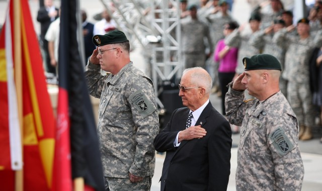 Special Forces Regimental Day marks 50 years of history with the green beret