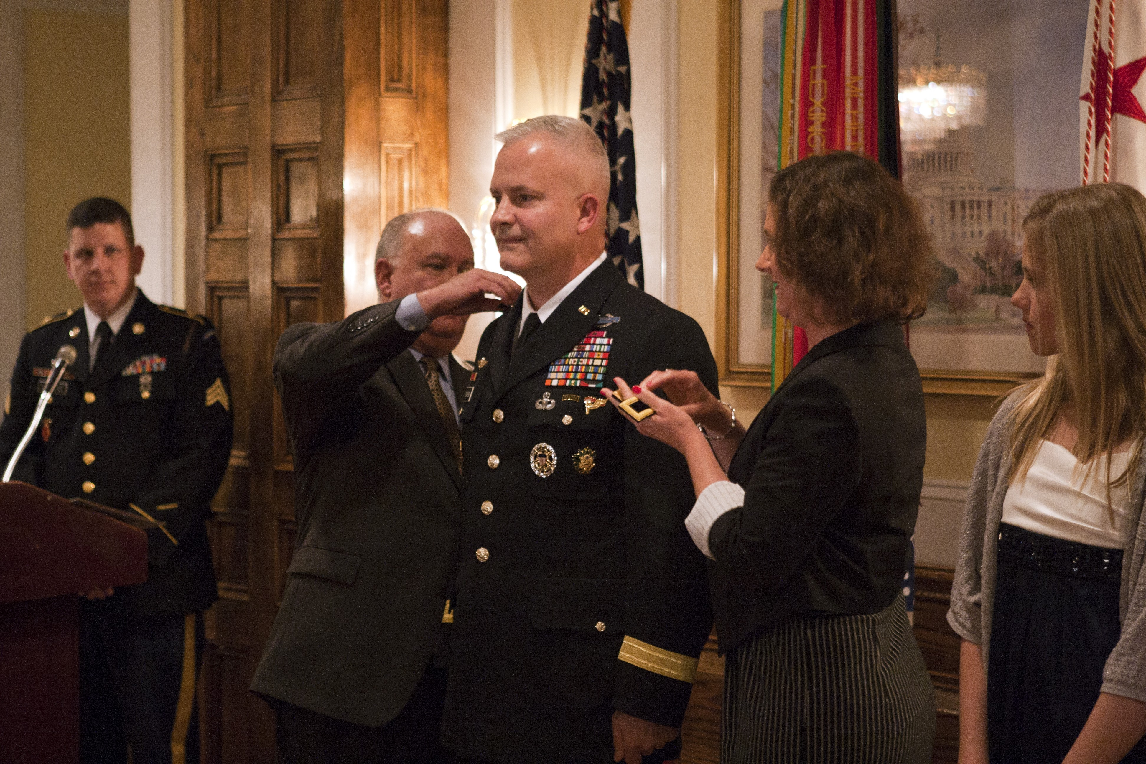 how to become a brigadier general