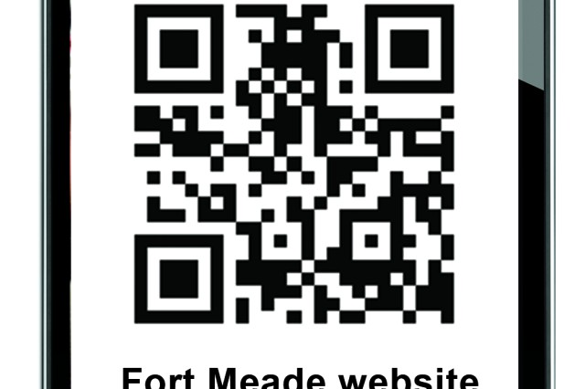 The Fort Meade Plans, Analysis and Integration Office is providing Quick Response codes to every service provider in the installation's Interactive Customer Evaluation database. Customers can scan the barcode using a QR code reader app on their smartphone to submit an ICE comment or access other content such as Fort Meade's website.
