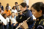 Soldiers use music to create positive social change in Baltimore