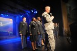 SMA Chandler at Soldier Show opening weekend