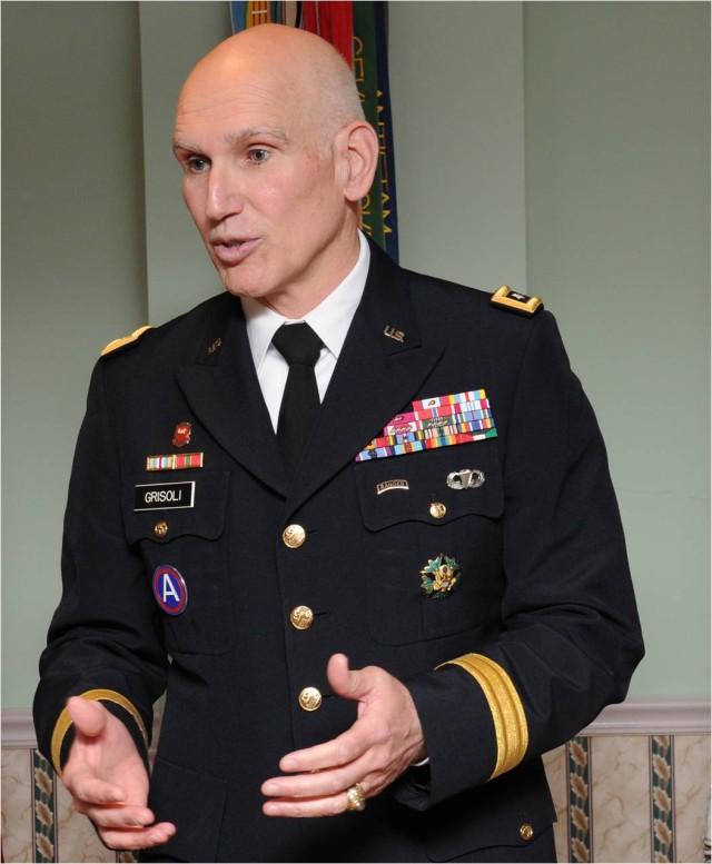 LTG Bill Grisoli