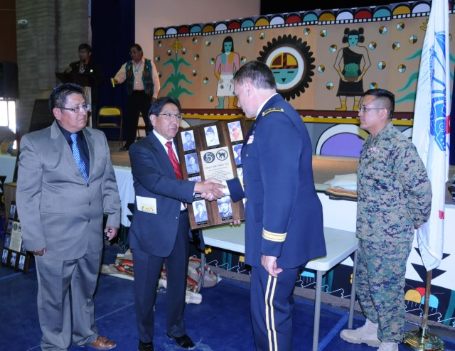 Inaugural Hopi Code Talkers Recognition Day held