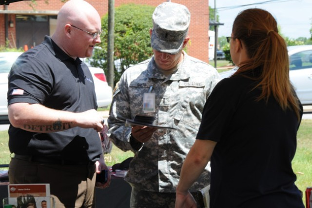 Spring Fling helps Soldiers get educated