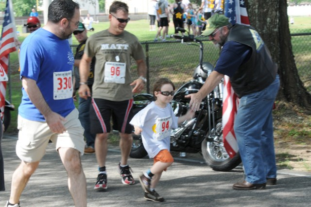 Fort Rucker runs to remember