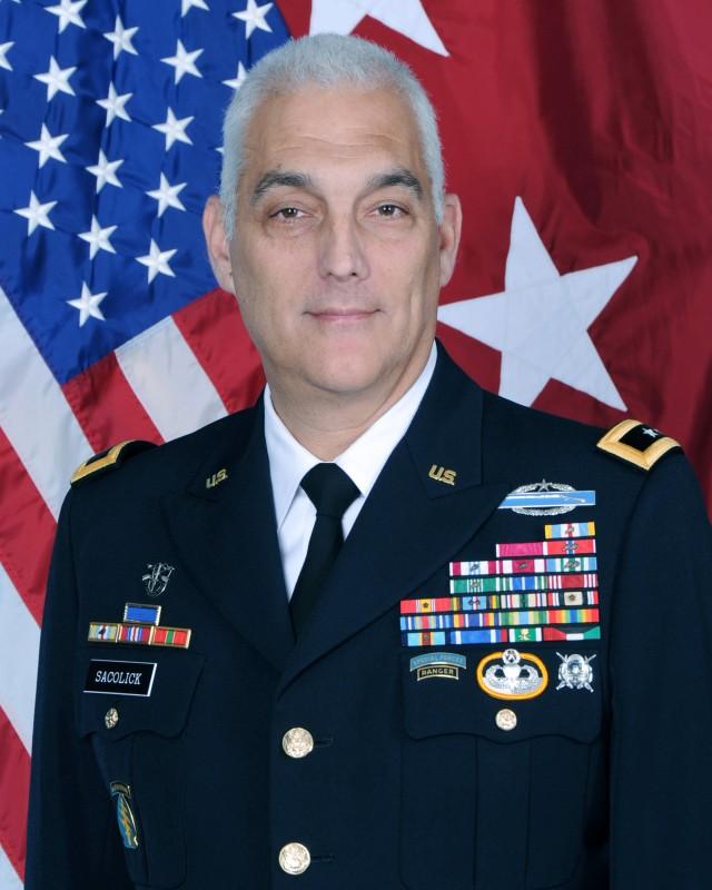 Maj. Gen. Bennet S. Sacolick