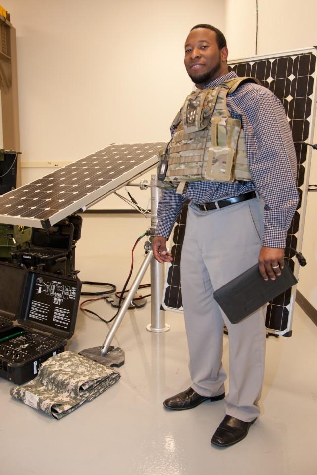 Improved batteries, SWIPES lighten Soldiers' load