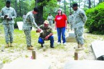 Fort Polk honors Heritage Families after discovery of 32 unknown graves