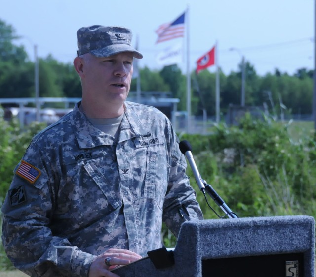 Millington holds groundbreaking for new Army Reserve facilities