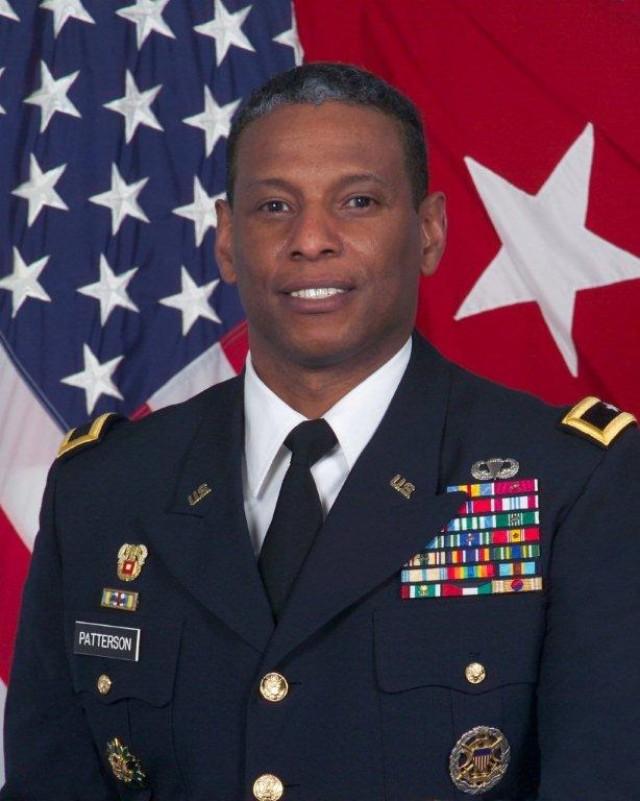 Brig. Gen. Patterson
