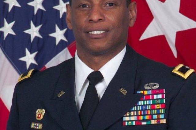 Brig. Gen. LaWarren Patterson