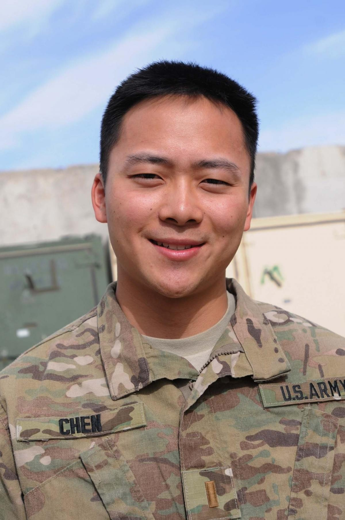 Asian American Soldier 5