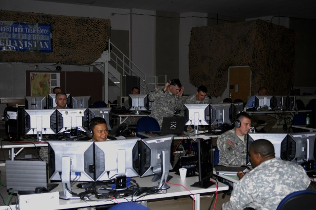 101st Airborne Division adds realism to Army network test