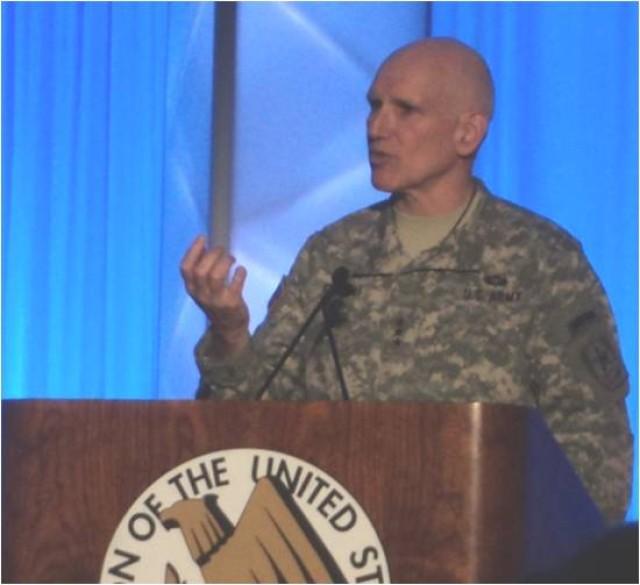 LTG Bill Grisoli speaks at AUSA - Richmond
