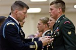 Army Rangers hold rare public ceremony to celebrate service, sacrifice
