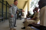 U.S. Army Africa chaplain team engages Burundi counterparts
