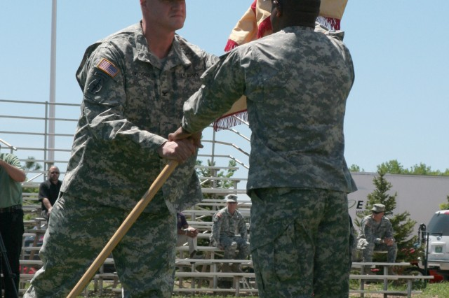 Grosso assumes command of Fort Carson garrison