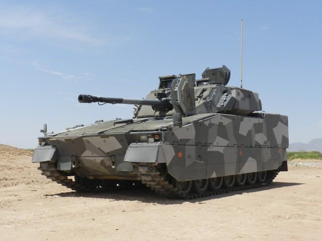 Army GCV Non-Developmental Vehicle (NDV) Assessment Underway