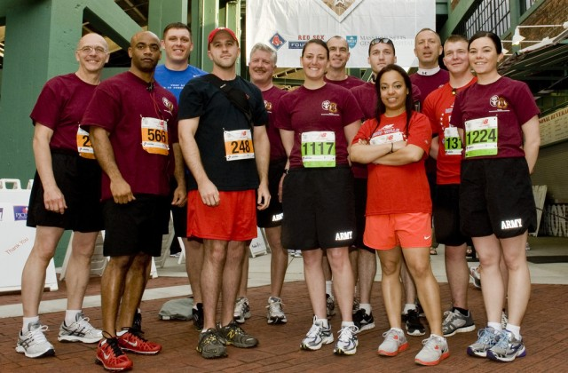 Natick Soldiers Run Home for PTSD and TBI