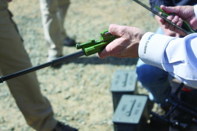 Lightweight Small Arms Technologies light machine gun