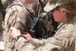 3d ESC Soldiers receive combat patches
