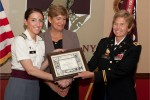 West Point cadet earns Mason Award, and prepares for Yale
