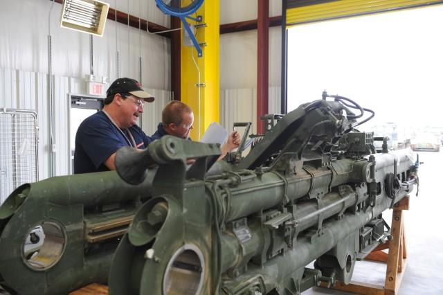 ANAD begins M777 reset program